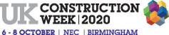 UK Construction Week 2019 Logo