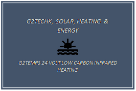 G2Techk Solar, Heating & Energy