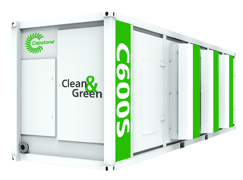 SSE ENTERPRISE AND PURE WORLD ENERGY SHOWCASE CLEANER AND CHEAPER TEMPORARY POWER SOLUTION