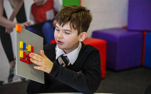 Lego launches braille bricks for visually impaired children | Construction Buzz #215