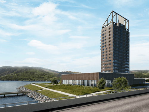 World's tallest timber building completed in Norway | Construction Buzz #209