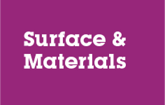 Surface & Materials